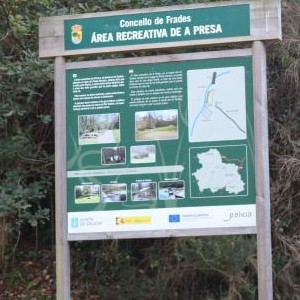 Área Recreativa A Presa (Ledoira)